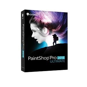 Corel PaintShop Pro 2018 Ultimate