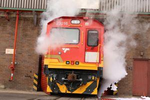The BOMBARDIER TRAXX locomotive Africa