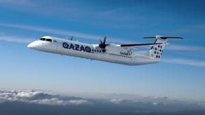 Bombardier signe avec Qazaq Air une commande de deux nouveaux avions Q400