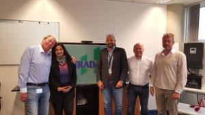 Inrada Group Executives and Almas Jiwani