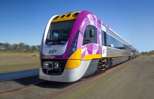 Bombardier VLocity for Victoria's Regional Rail Network