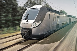OMNEO Double Deck Trainsets for French Intercity lines in Region Centre-Val de Loire