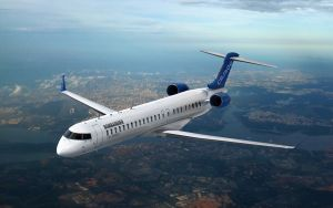 Customer orders up to 12 CRJ900