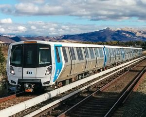 Bombardier's New Rail Cars for San Francisco's BART