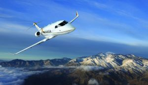 Bombardier's Challenger 350 aircraft