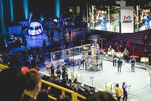 Bombardier is proud to support the 7th edition of Montréal's Robotics Festival.