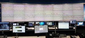 CITYFLO 650 is in operation at Delhi Metro Line 7 Control Centre.