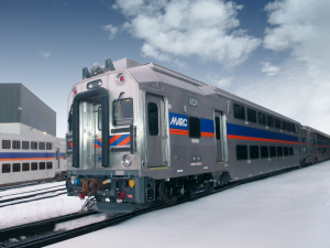 Bombardier Multilevel Vehicles for MARC Rail System in Maryland