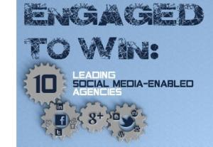 Engaged to Win: 10 Leading Social Media-Enabled Agencies