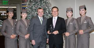 Jake Porter, Mr. Y. D. Yoon, Asiana Airlines