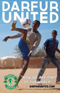 Darfur United, Eastern Chad, refugee, soccer, football, Viva World Cup, refugee soccer team