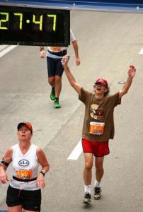 AIDS,  cancer, world aids marathon, 5K,  Richard M. Brodsky Foundation, Long Island Marathon
