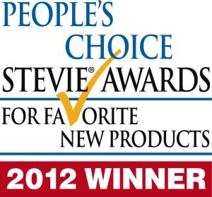People's Choice Stevie Award for Favorite Asset Management Solution