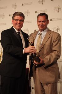 Stevie Award- Best Asset Management Solution