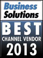 ECM Software: Best Channel Vendor 2013