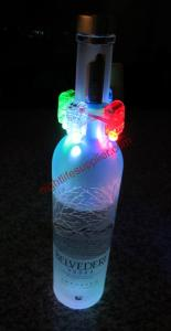bottle lights, LED bottle lights, LED bottle, light up bottle, bottle light up, illuminate bottle