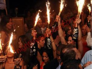 Bottle Sparklers, Champagne Sparkles, Bottle Service Sparklers, VIP Sparklers, Nightclub Sparklers