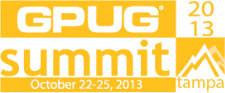 GPUG Summit Gold Sponsor
