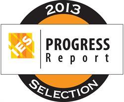 2013 IES Progress Report Selection
