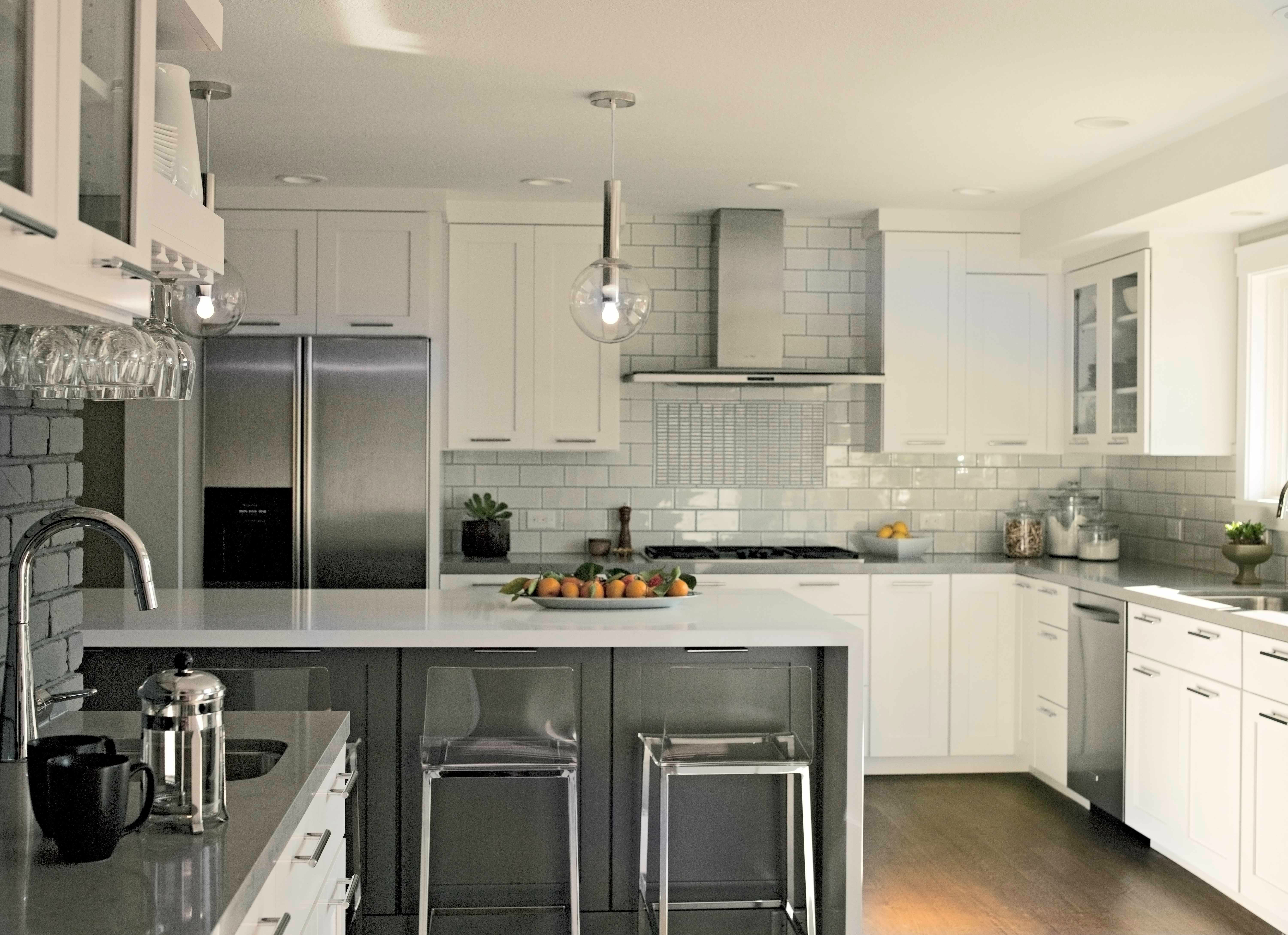 Small kitchen upgrades big design impact for Kitchen upgrade ideas