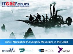 Navigating PCI Security Mountains in the Cloud Webinar