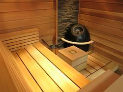 Seaside Sauna
