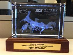 Spirit of Enterprise Award for Innovation in Entrepreneurship