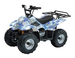 Kdis ATVs, Moped Scooters and Pit Bikes at ScooterMadness.com