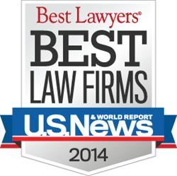 "Strauss Troy Named a 2014 ""Best Law Firm"" By U.S. News - Best Lawyers®"