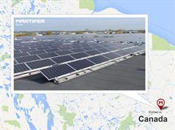 Ontario solar rooftop