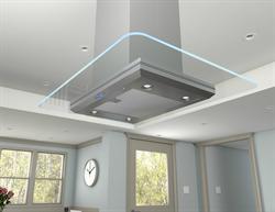 Kitchen remodeling, ventilation, range hood, Zephyr Ventilation, energy efficiency, Verona, LED