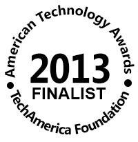 American Technology Award Winner for GPS Tracking Software