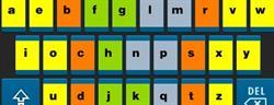 AEIOU Keyboard