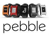 Pebble Technology Logo