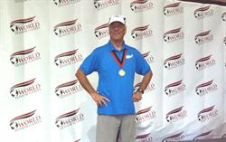 Doug Hamilton Senior Games Gold