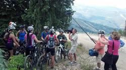 deer valley, park city, utah, pbs, getting away together, utah vacation homes, mountain biking