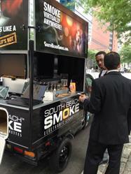 South Beach Smoke Mobile Showroom
