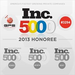 GPS Insight Ranked on Inc. 5000