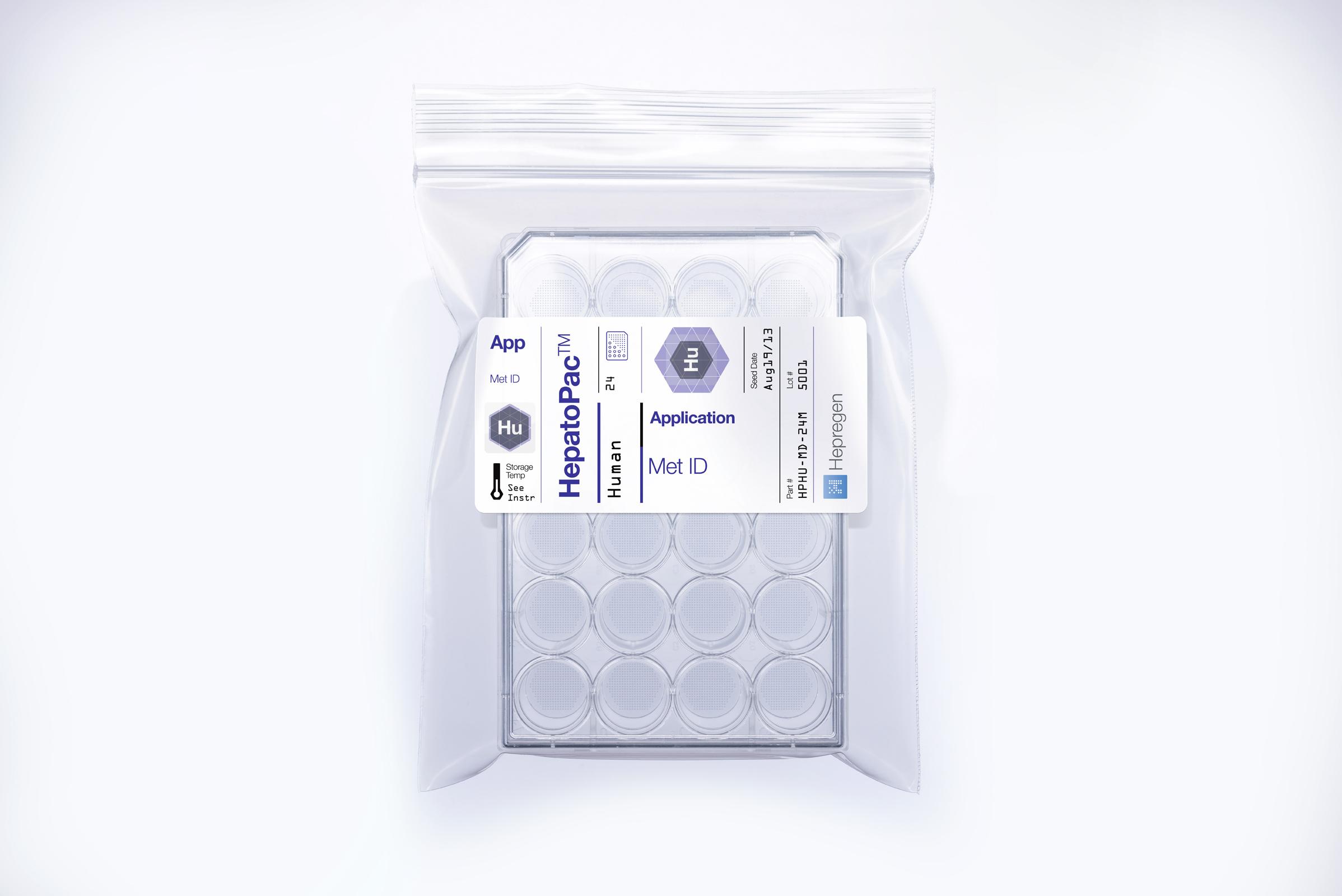 Hepregen Launches First Human Hepatopac TM DMPK Assay Kit For Metabolite Ide