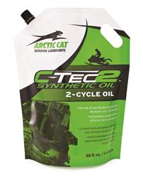 Arctic Cat Stand-up Oil Pouch