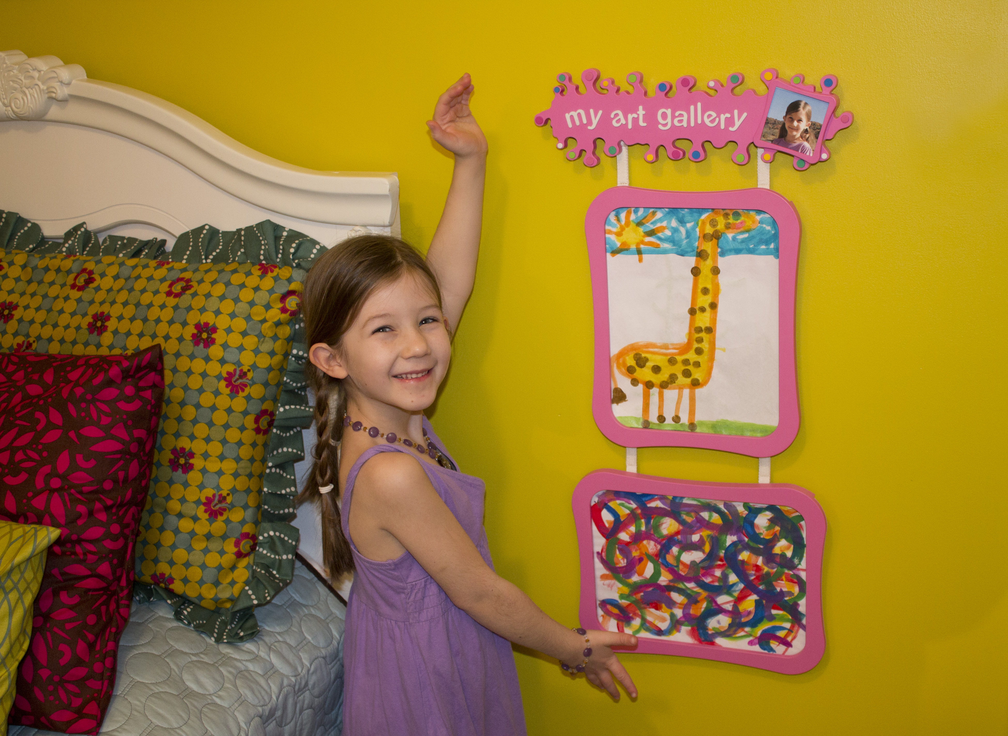 New approach in displaying kids art draws attention to for Art galleries that buy art