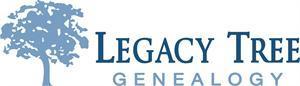Legacy Tree Genealogy, professional genealogy, family history