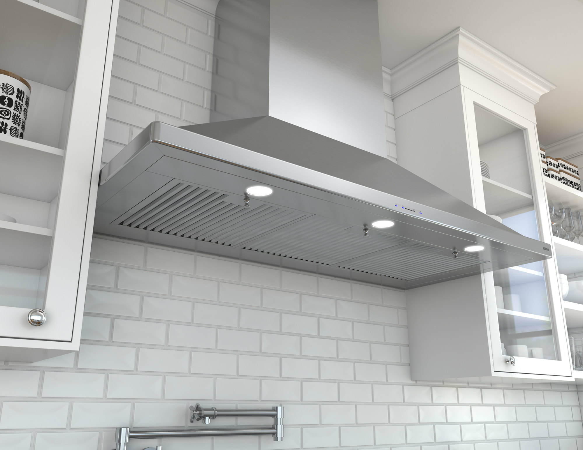 zephyr unveils siena pro chimney hood the power needed for the