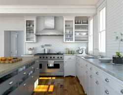 Professional Style Kitchen, Range Hood, Kitchen Ventilation, Zephyr Ventilation, Pro-Style Hood