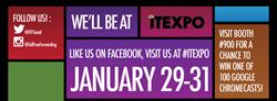 Join TollFreeForwarding.com at ITEXPO