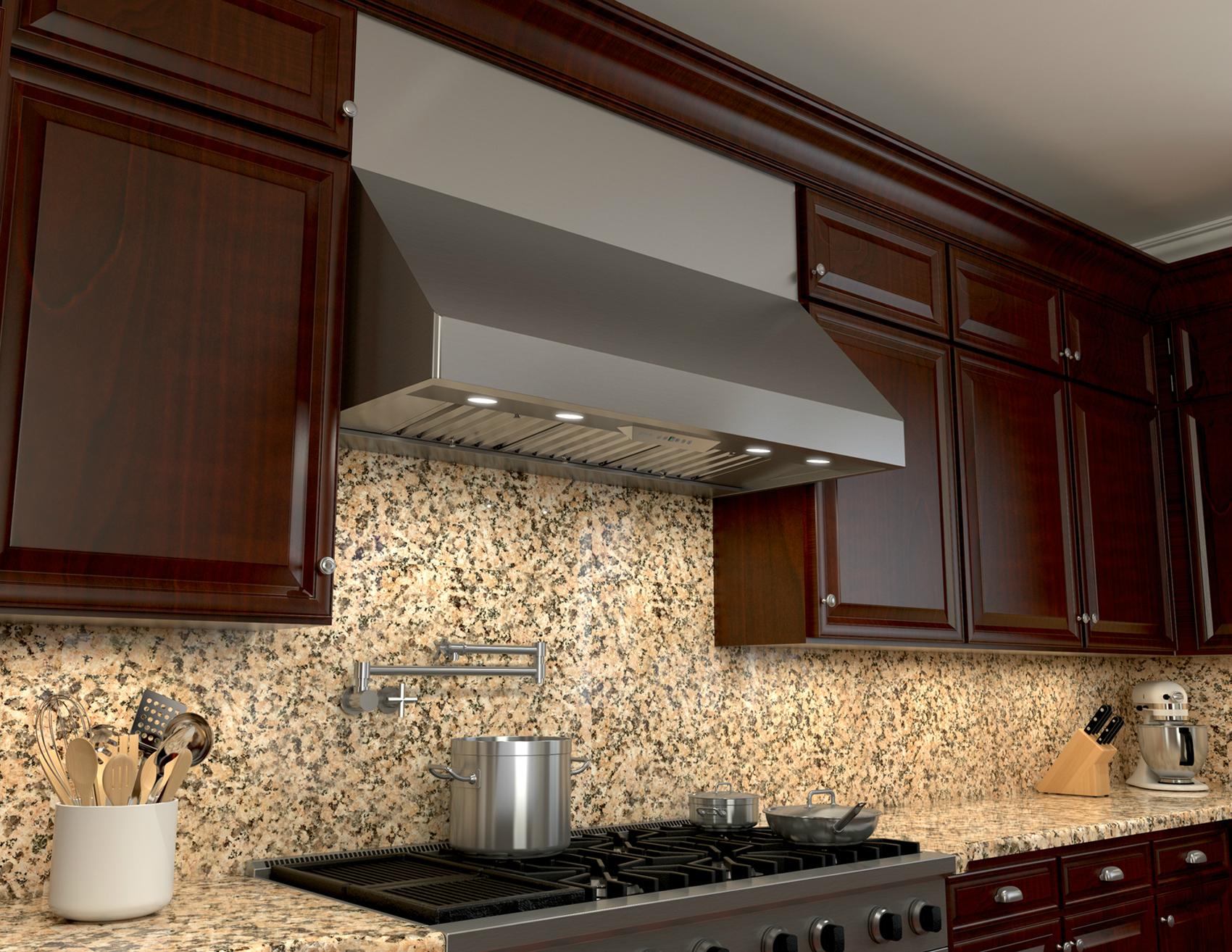 presenza ductless wood decoration cabinet hoods zephyr chimney classy vent kitchen hood under range ideas decor glass island comfy natural for