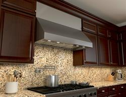 professional style kitchen ventilation, pro-style range hood, pro-style appliances, zephyr