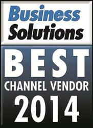 Best ECM Software Channel Vendor 2014