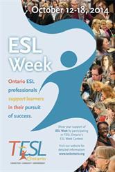 ESL Week Poster