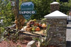 Historic Tapoco Lodge, J.P. King Auction Company